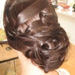 Queenstown Wedding Hair Styling